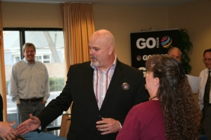 Brad Stewart, GO Foods Global, Go Tour