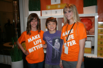 kim power stilson, unicity, make life better, jake short